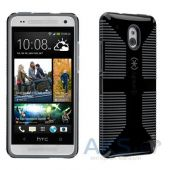 Чехол Speck for HTC One mini CandyShell Grip Black/Slate Grey Generic Line (SPK-A2151)