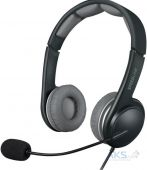 Гарнитура для компьютера Speed Link SONID Stereo Headset Black/Grey