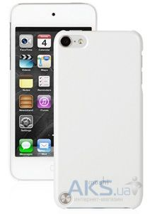 Чехoл Moshi iGlaze Pearl for iPod touch 5G White (99MO063101)