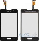 Сенсор (тачскрин) для LG Optimus L4 E440 Original Black