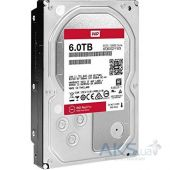 "Жесткий диск Western Digital Red 6TB 128MB 3.5"" (WD6002FFWX)"