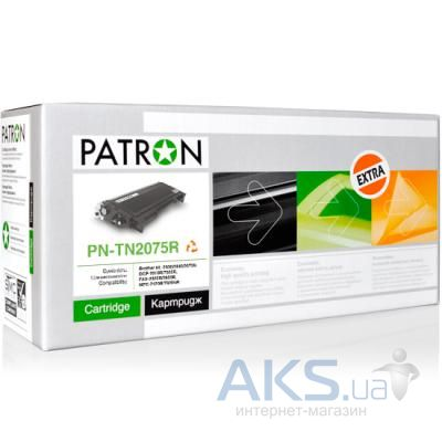 Картридж Patron BROTHER TN-2075 (PN-TN2075R) Extra (CT-BRO-TN-2075-PN-R)