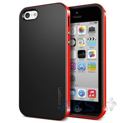 Чехол SGP Neo Hybrid for iPhone 5C Dante Red (SGP10510)