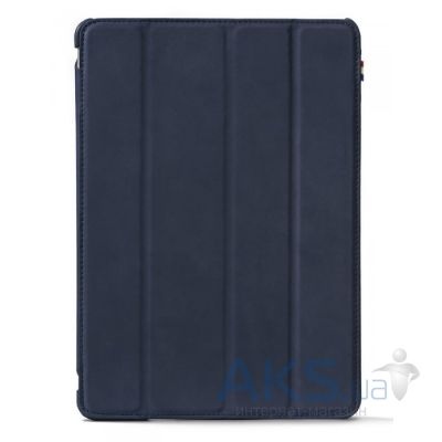 Чехол для планшета Decoded Leather Slim Cover for iPad Air Blue (D3IPA5SC1BE)