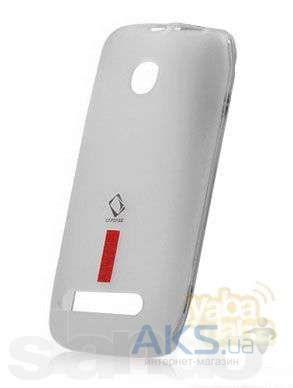 Чехол Capdase Soft Jacket2 Nokia 610 White