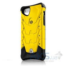 Чехол ITSkins Inferno for iPhone 5/5S Yellow (APH5-INFNO-YELW)