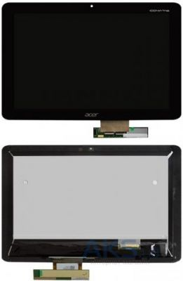 Дисплей для планшета Acer Iconia Tab A210, Iconia Tab A211 + Touchscreen