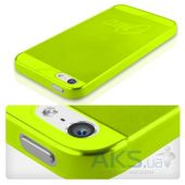 Вид 5 - Чехол ITSkins Zero.3 cover case for iPhone 5/5S Green (APH5-ZERO3-GREN)