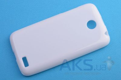 Чехол Celebrity TPU case for Lenovo IdeaPhone A516 White
