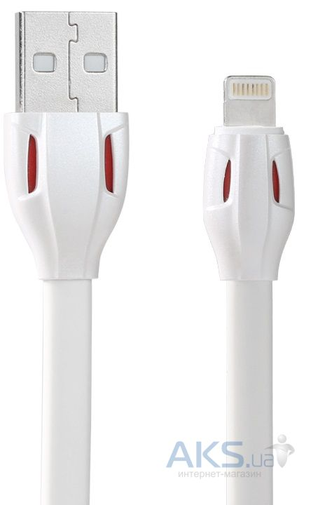 Кабель USB REMAX Cobra Lightning Cable White