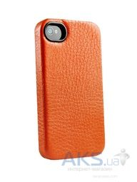 Чехол Sena Lugano Apple iPhone 4, iPhone 4S Orange (SEN-816211)