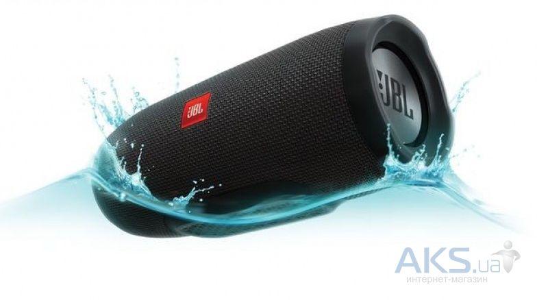 Колонки акустические JBL Charge 3 Black