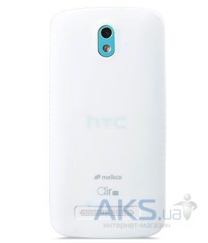 Чехол Melkco Air PP 0.4 mm cover case for HTC Desire 500 White (O2DE50UTPPWE)