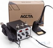 Термовоздушная паяльная станция Accta 401 Basic Kit (без жал)