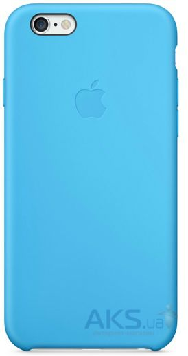 Apple High Copy Silicone Case Apple iPhone 6 Plus, iPhone 6S Plus Blue (MGRH2_HC)