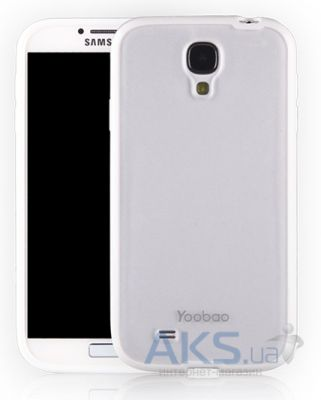 Чехол Yoobao 2 in 1 Protect case for Samsung i9500 Galaxy S IV White (PCSAMS4-WT)