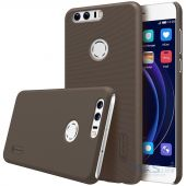 Чехол Nillkin Super Frosted Shield Huawei Honor 8 Brown