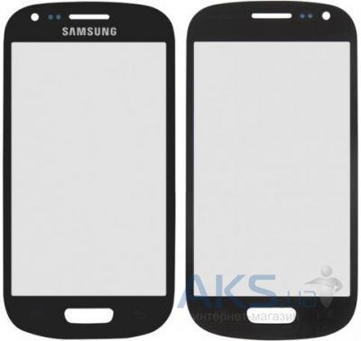 Стекло для Samsung Galaxy S3 mini I8190 Blue