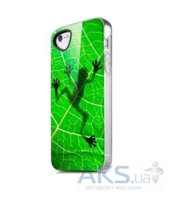 Чехол ITSkins Phantom cover case for iPhone 5/5S Lezard Shadow (APH5-PHANT-LZSD)