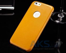 Чехол Mooke PU Case Apple iPhone 6, iPhone 6S Brown