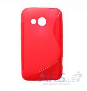 Чехол Celebrity TPU cover case for HTC Desire 200 Red