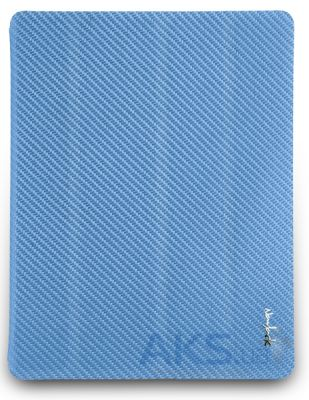 Чехол для планшета NavJack Corium Series Special Edition Case For iPad 2,3,4 Ceil Blue (J012-86)