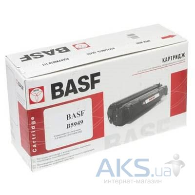 Картридж BASF HP LJ 1320/1160 (B5949) Black