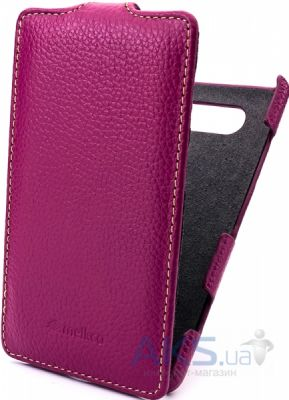 Чехол Melkco Jacka leather case for Nokia Lumia 820 Purple (NKLU82LCJT1PELC)