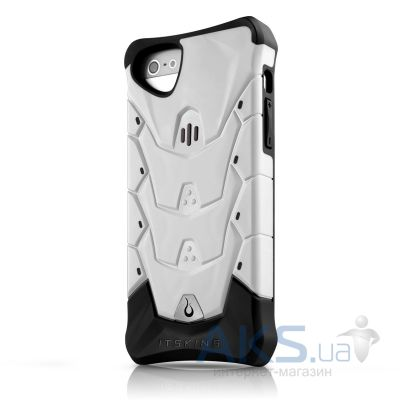 Чехол ITSkins Inferno for iPhone 5/5S White (APH5-INFNO-WITE)