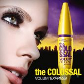 Тушь для ресниц Maybelline Colossal Volum Express 10 мл