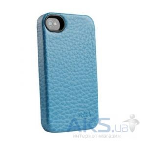 Чехол Sena Lugano Apple iPhone 4, iPhone 4S Baby Blue (SEN-816208)