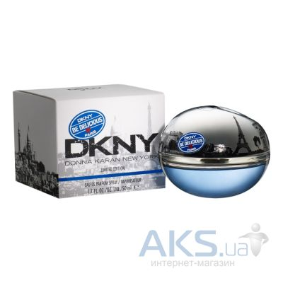 Donna Karan DKNY Be Delicious Heart Paris Парфюмированая вода 50 ml