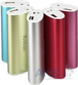Внешний аккумулятор power bank Yoobao Magic Wand YB-6012 5200mAh Red