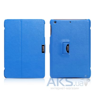 Чехол для планшета iCarer Microfiber for iPad  Mini Retina/Mini Blue (RID795)