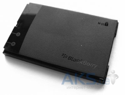 Аккумулятор Blackberry 9000 Bold / BAT-14392-001 / M-S1 (1500 mAh) Original