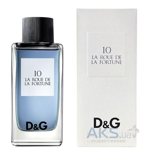 Dolce&Gabbana Anthology La Roue De La Fortune №10 Туалетная вода 100 ml