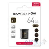 Вид 2 - Флешка Team 64GB C152 Black USB3.0 (TC152364GB01)