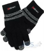 Гаджет Verico Перчатки для Touch screen Glove/Uni-sex/Grip/Retail Black