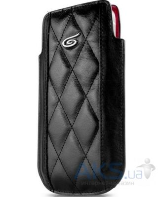 Чехол ITSkins Enzo Chronos for iPhone 5/5S Black/Silver (APH5-EZCHR-BKSL)