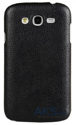 Чехол Melkco Snap leather cover for Samsung i9080 Galaxy Grand/i9082 Grand Duos Black (SSGD82LOLT1BKLC)