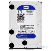 Жорсткий диск Western Digital Blue 3.5 2TB (WD20EZAZ_)