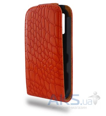Чехол Atlanta Book case for Nokia 200 Red (K34)
