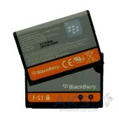 Вид 3 - Аккумулятор Blackberry 9800 Torch / BAT-26483-003 / F-S1 (1270 mAh) Original