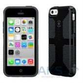 Чехол Speck CandyShell Grip Case for iPhone 5C Black/Slate Grey Core 2 Packaging (SPK-A2423)