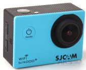 Экшн-камера SJCAM SJ4000+ Plus Wi-Fi Blue