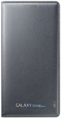 Чехол Samsung Flip Wallet Cover для Galaxy G530 Grand Prime Black (EF-WG530BSEGRU)