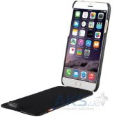 Вид 2 - Чехол Decoded Leather Flip Case for iPhone 6/6S Black (D4IPO6FC1BK)