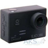 Вид 2 - Экшн-камера SJCAM SJ5000 Plus Wi-Fi Black