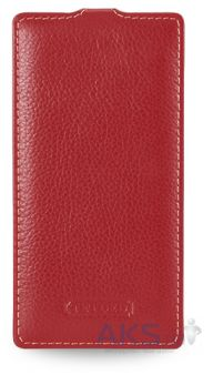 Чехол TETDED Leather Flip Series Huawei Ascend P7 Red