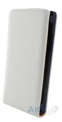 Чехол Atlanta Book case for Nokia X2-02 White